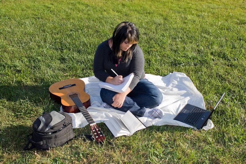 Pisanje pjesama