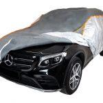 Cerada za auto štiti boju i limariju