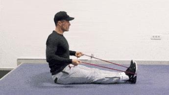 Vježbe u fitnessu s trakom su odlično rješenje za istezanje