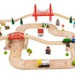 Provozajte se kroz svijet igre s vlakovima igračkama