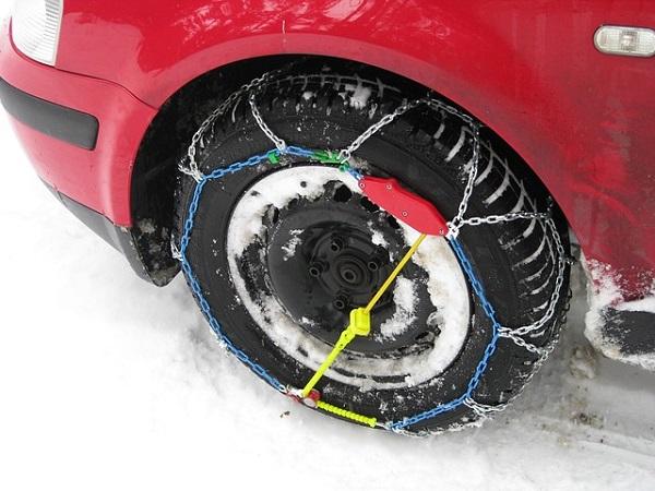Automobilski lanci za snijeg