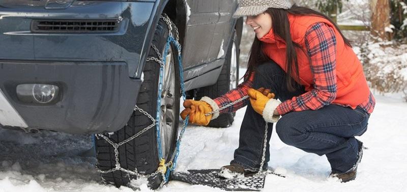Lanci za snijeg za auto