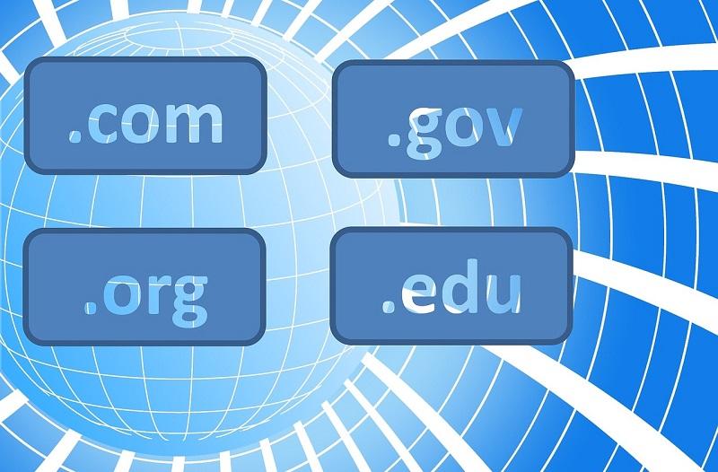 Provjera domena (.gov, .com, ...)