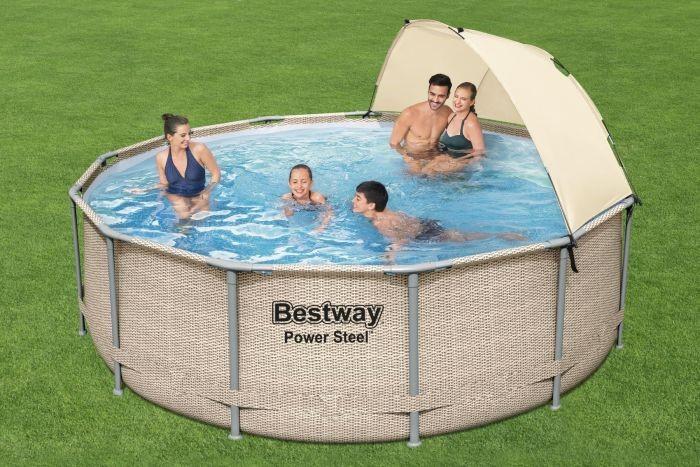 Samostojeći bazeni održavaju se jednostavno