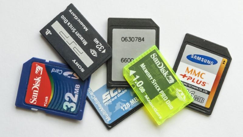 SD kartice - Secure Digital kartice